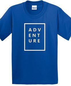 Adventure Blue T-shirt thd