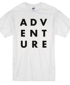 Adventure Unisex T-shirt THD