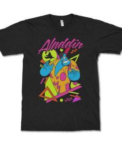 Aladdin Disney T Shirt THD
