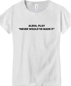 Alexa T Shirt THD