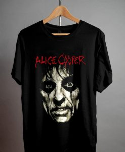 Alice Cooper Face T Shirt THD