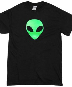 Alien Green T-shirt THD