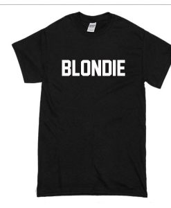 Blondie T-Shirt TEE THD