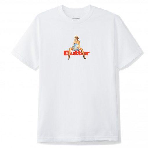 Butter Goods World Love T-Shirt THD
