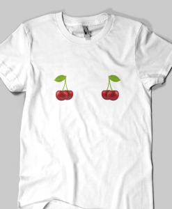 Cherry boobs T-shirt THD