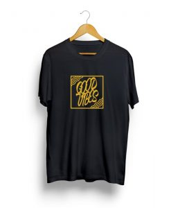 GOOD VIBES T-SHIRT thd