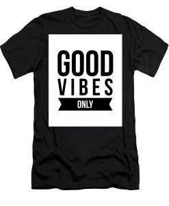 Good Vibes Only T-Shirt THD