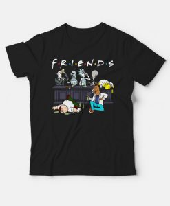 Grab it fast your Friends On Cartoon T-SHIRT THD
