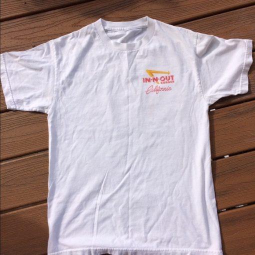 IN-N-OUT burger California shirt thd