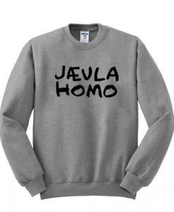 Jaevla Homo Sweatshirt