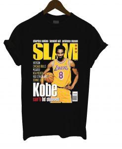 Kobe Bryant Slam Cover T Shirt THD