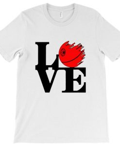 Love BALL T-shirt THD