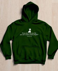 Luffy Onepiece Quote HOODIE THD
