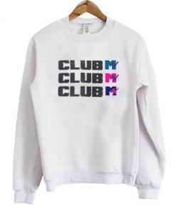 MTV Club Sweatshirt