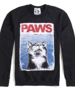 Riot Society Paws Sweatshirt