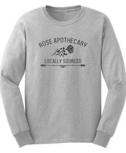 Rose Apothecary Schitt's Creek Sweatshirt