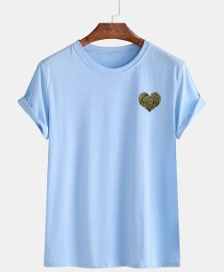 Small Heart FINGER T-SHIRT THD