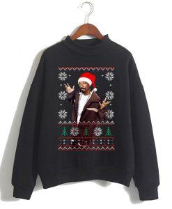 Snoop Dogg Christmas Ugly Sweatshirt