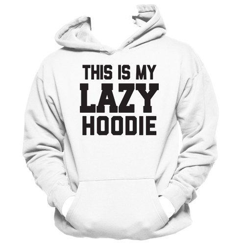 This Is My Lazy Hoodie (THD