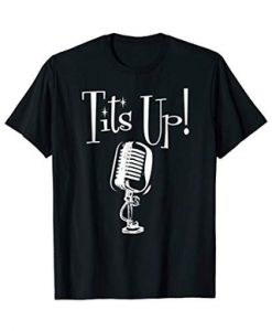 Tits Up Tee Shirt Support THD