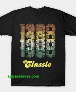 1980 Classic T SHIRT THD