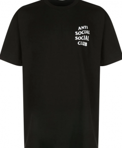 Anti Social Social Club Logo T-shirt THD