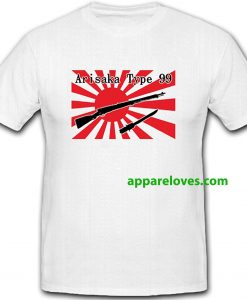 Arisaka Typ 99 Japan T SHIRT THD