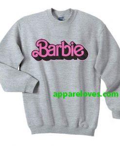 Barbie Logo SWEATSHIRT THD