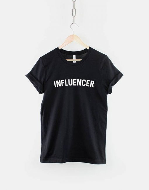 Blogger Influencer T Shirt THD