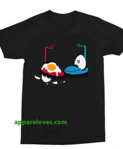 Bumper Car Egg T Shirt thd