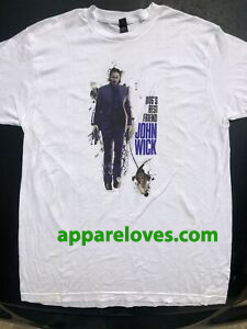 Details about John Wick t shirt thd