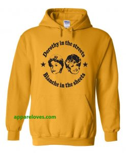 Dorothy In The Streets hoodie thd