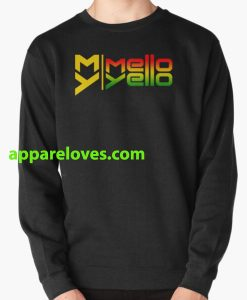 Enjoy Mello Yello Pullover Sweatshirt THD