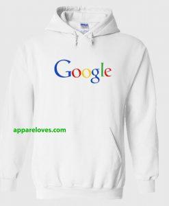 Google Logo Hoodie thd
