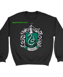 Harry Potter Slytherin Sweatshirts thd