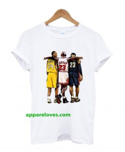Kobe Bryant Great Star NBA T shirt THD