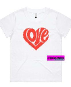 LOVE T-Shirt TEE THD