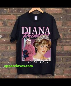 Lady Diana Princess of Wales Tee thd