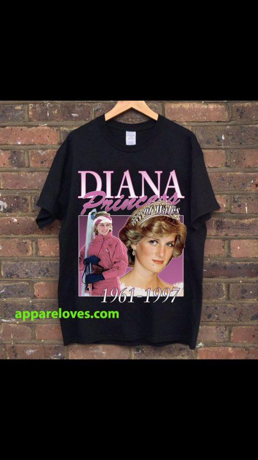 Lady Diana Princess of Wales Tee thd