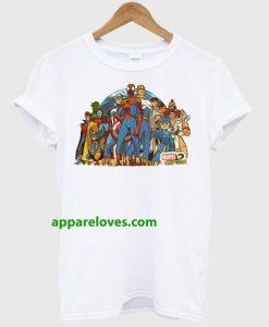 Marvel Vs Capcom T-Shirts thd
