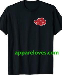 Naruto Shippuden Akatsuki Cloud T-Shirt thd