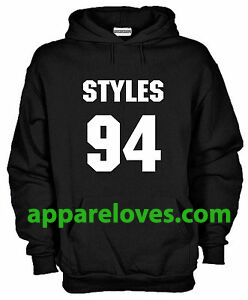 One Direction styles 24 hoodie thd