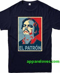 Pablo Escobar T-Shirt El Patron thd