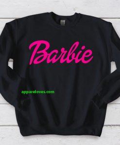 Pink Barbie Sweatshirt thd