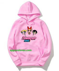 Powerpuff Girls Hoodie UNISEX ADULT THD