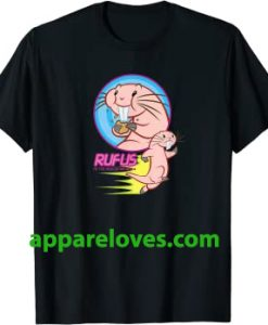 Rufus to the Rescue T-Shirt thd