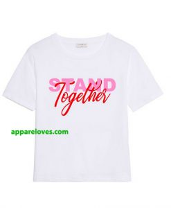 Stand Together Chartitable T-Shirt thd