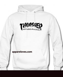Thrasher Huf Worldwide Hoodie thd