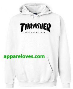 Thrasher Skate Mag Logo hoodie thd
