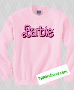 barbie Pink Barbie Sweatshirt thd